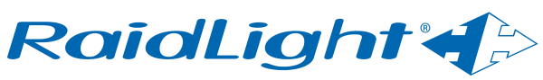 logo Raidlight line bleu